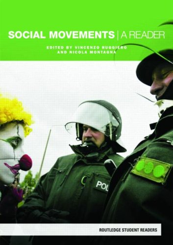 Social Movements A Reader  2008 edition cover