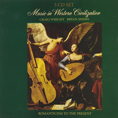 Audio CD, Volume C for Wright/Simms' Music in Western Civilization, Media Update   2010 9780495801825 Front Cover