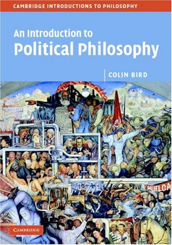 Introduction to Political Philosophy   2006 edition cover