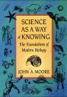Science as a Way of Knowing The Foundations of Modern Biology  1993 edition cover