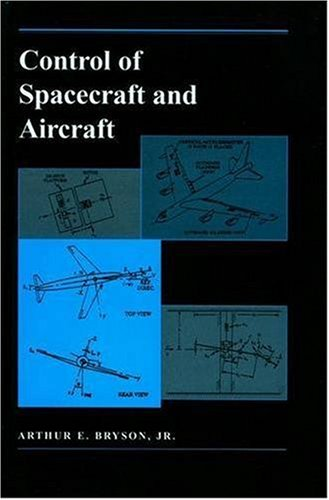Control of Spacecraft and Aircraft   1994 edition cover
