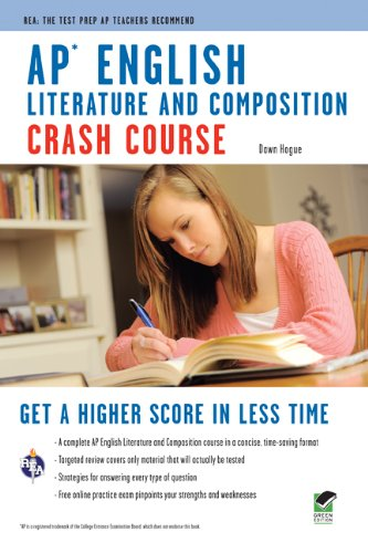 AP� English Literature and Composition  N/A 9780738607825 Front Cover