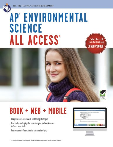 AP� Environmental Science   2014 edition cover