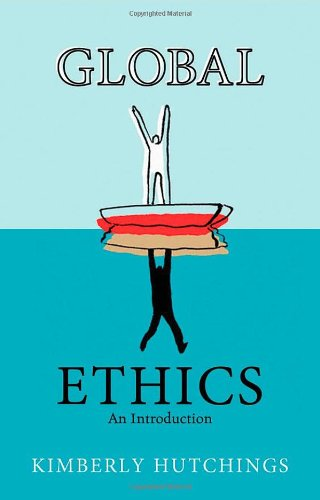 Global Ethics An Introduction  2010 edition cover