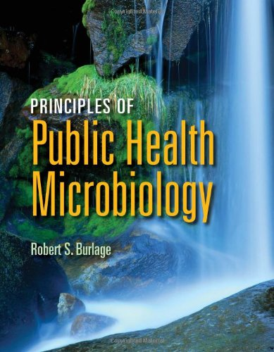 Principles of Public Health Microbiology   2012 (Revised) edition cover
