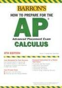 How to Prepare for the AP Calculus Exam  8th 2005 edition cover
