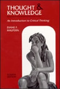Thought and Knowledge  4th 2002 (Revised) edition cover