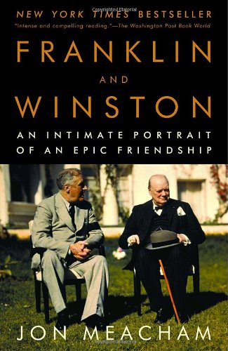 Franklin and Winston An Intimate Portrait of an Epic Friendship  2003 edition cover