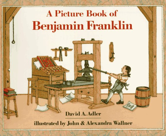 Picture Book of Benjamin Franklin  97th edition cover