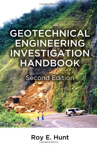 Geotechnical Engineering Investigation Handbook  2nd 2005 (Revised) 9780849321825 Front Cover