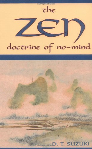 Zen Doctrine of No Mind   1993 edition cover