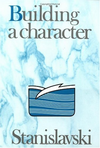Building a Character   1989 edition cover
