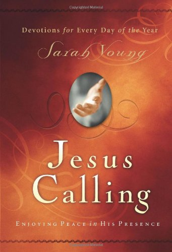 Jesus Calling Enjoying Peace in His Presence  2010 (Deluxe) 9781404187825 Front Cover