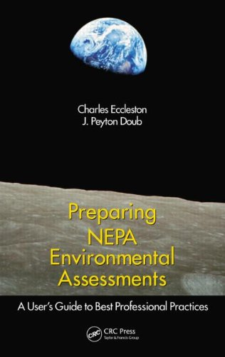 Preparing NEPA Environmental Assessments  2nd 2012 (Revised) edition cover