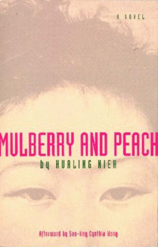 Mulberry and Peach  Reprint  edition cover