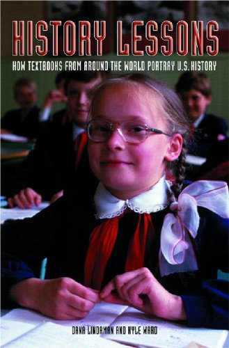 History Lessons How Textbooks from Around the World Portray U. S. History  2006 edition cover