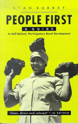 People First A Guide to Self-Reliant Participatory Rural Development  1993 (Reprint) edition cover