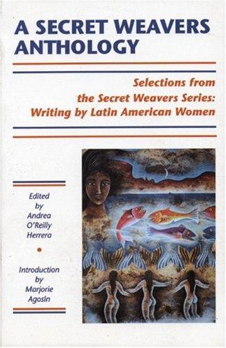 Secret Weavers Anthology  N/A edition cover