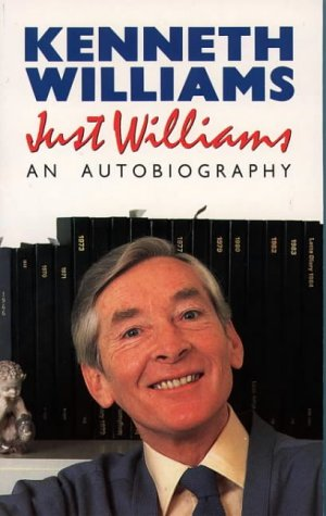 Just Williams N/A edition cover