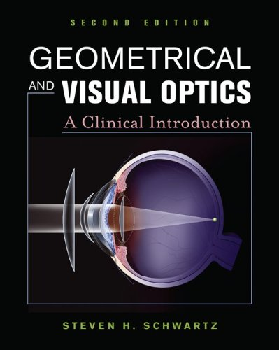 Geometrical and Visual Optics, Second Edition  2nd 2013 edition cover