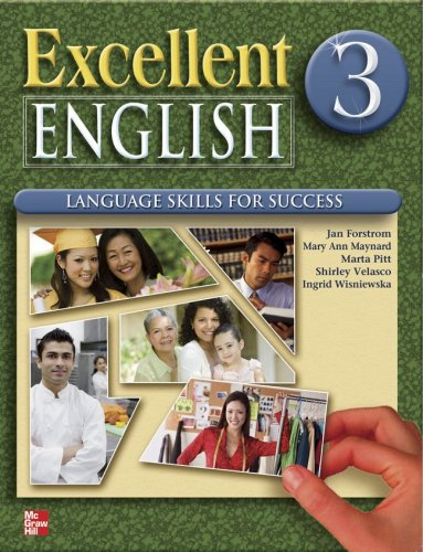 Excellent English Language Skills for Success  2009 (Student Manual, Study Guide, etc.) 9780073291826 Front Cover