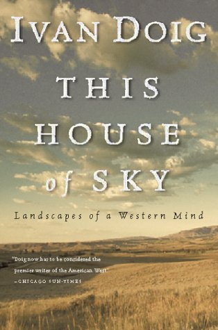 This House of Sky Landscapes of a Western Mind 15th edition cover
