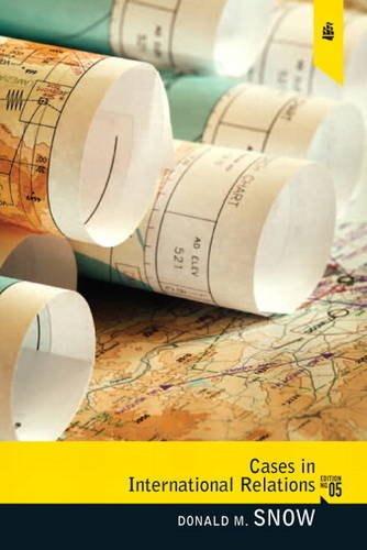 Cases in International Relations  5th 2012 edition cover