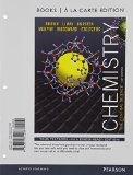 Chemistry The Central Science, Books a la Carte Plus MasteringChemistry with EText -- Access Card Package 13th 2015 edition cover