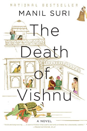 Death of Vishnu A Novel N/A edition cover