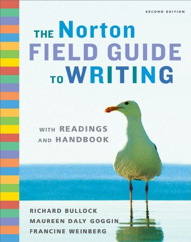 Norton Field Guide to Writing with Readings and Handbook  2nd 2009 (Handbook (Instructor's)) edition cover