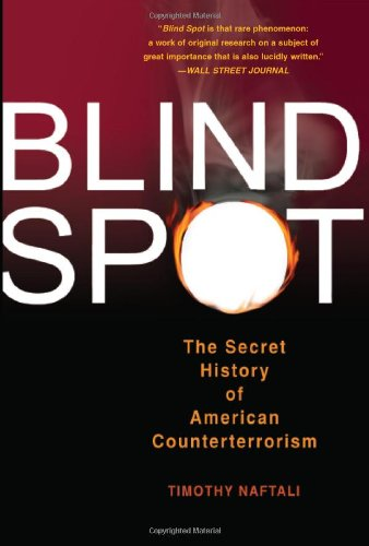 Blind Spot The Secret History of American Counterterrorism  2006 edition cover