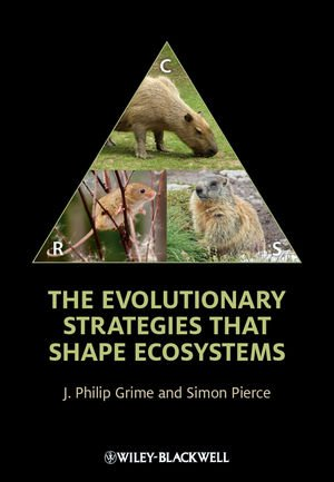 Evolutionary Strategies That Shape Ecosystems  7th 2012 9780470674826 Front Cover