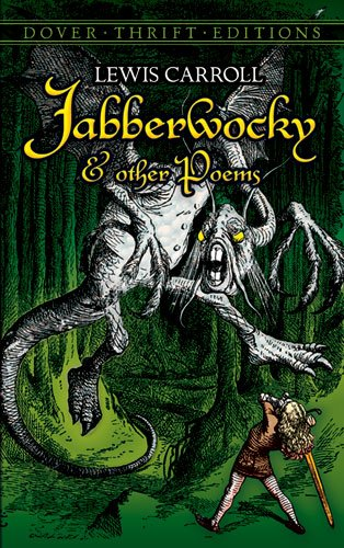 Jabberwocky and Other Poems   2001 (Large Type) edition cover