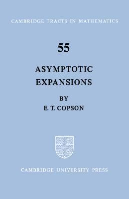 Asymptotic Expansions   1965 9780521604826 Front Cover
