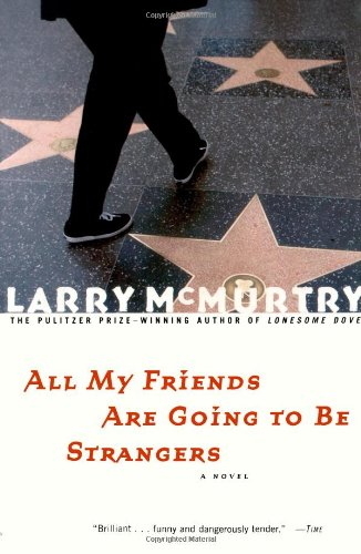All My Friends Are Going to Be Strangers   2002 edition cover