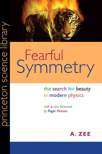 Fearful Symmetry The Search for Beauty in Modern Physics  2007 (Revised) edition cover