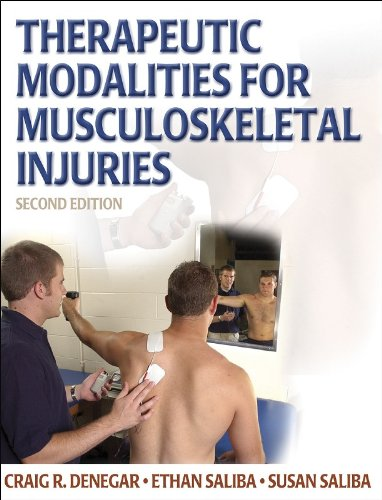Therapeutic Modalities for Musculoskeletal Injuries  2nd 2006 (Revised) edition cover