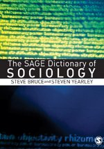 SAGE Dictionary of Sociology   2006 edition cover