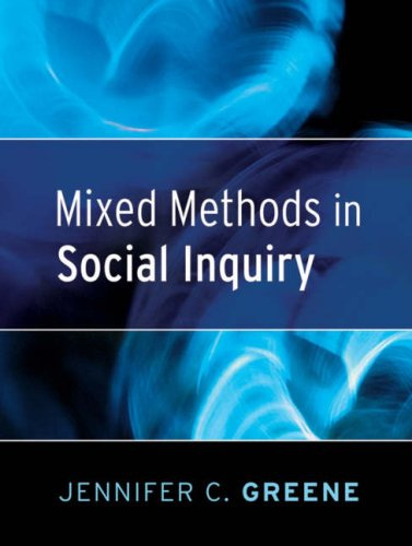 Mixed Methods in Social Inquiry   2008 edition cover
