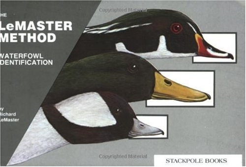 Waterfowl Identification The LeMaster Method N/A edition cover