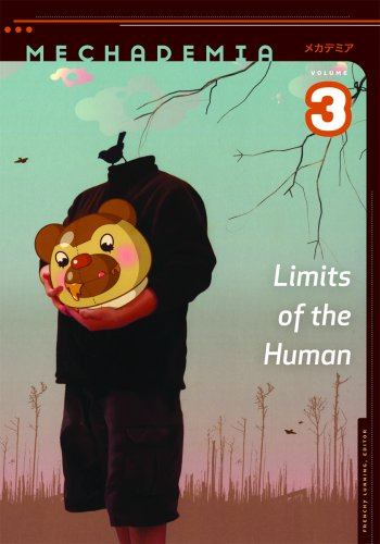 Mechademia 3 Limits of the Human N/A edition cover