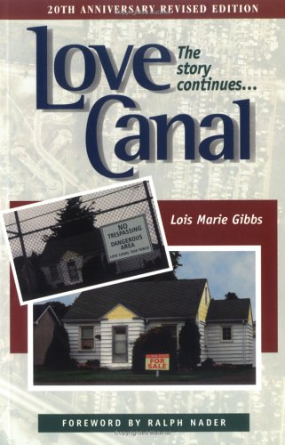 Love Canal The Story Continues... 20th 1998 (Anniversary) edition cover