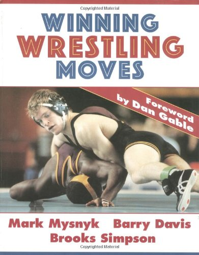 Winning Wrestling Moves   1994 9780873224826 Front Cover