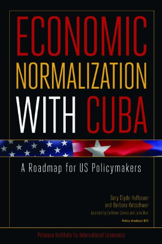 The Path to Economic Relations With Cuba:   2013 9780881326826 Front Cover