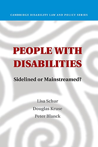 People with Disabilities Sidelined or Mainstreamed? N/A 9781107502826 Front Cover