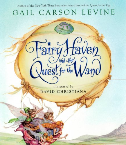 Fairy Haven and the Quest for the Wand  N/A edition cover