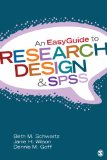 EasyGuide to Research Design and SPSS   2015 edition cover