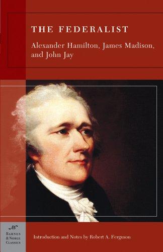 Federalist  N/A edition cover