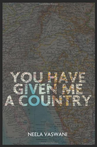 You Have Given Me a Country A Memoir  2010 edition cover