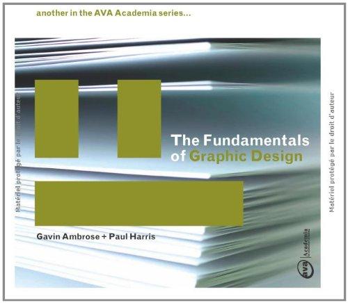Fundamentals of Graphic Design   2008 edition cover